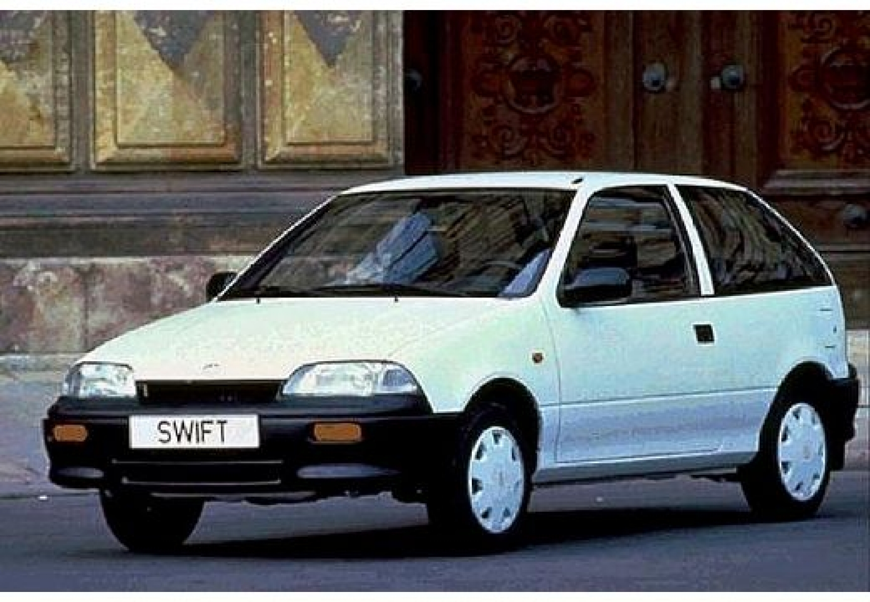 Suzuki Swift 1.6 1996 photo - 10