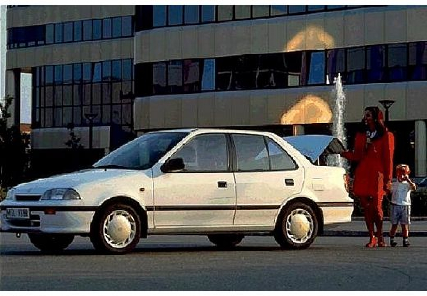 Suzuki Swift 1.6 1996 photo - 3