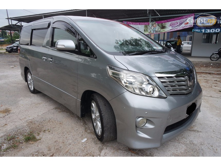 Toyota Alphard 2.4 2011 photo - 10