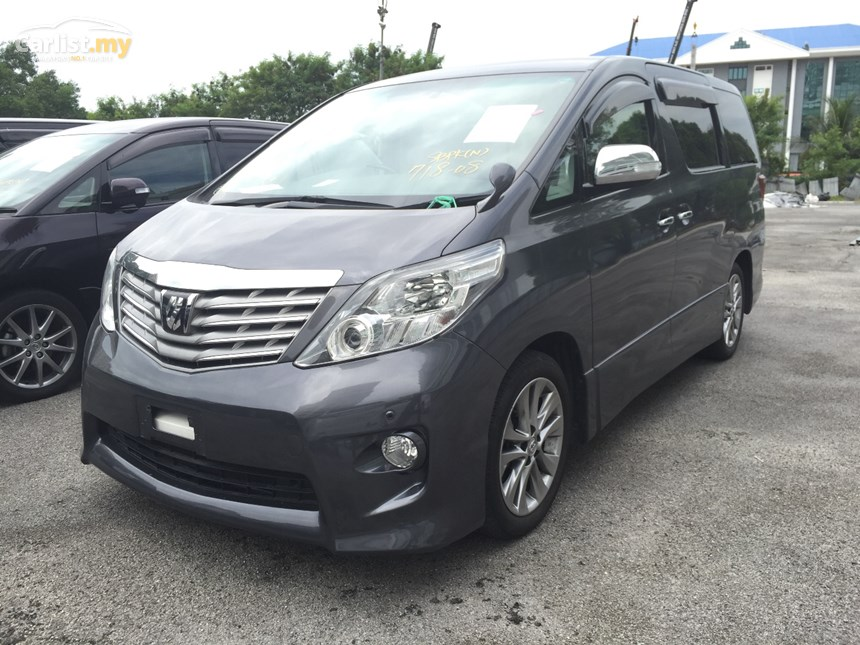 Toyota Alphard 2.4 2011 photo - 4