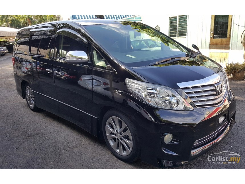 Toyota Alphard 2.4 2011 photo - 5