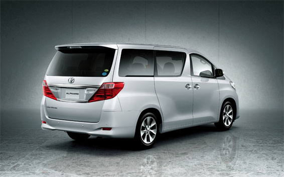 Toyota Alphard 2.4 2011 photo - 6