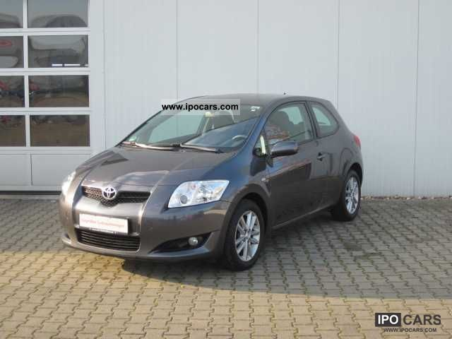 Toyota Auris 1.33 2009 photo - 1