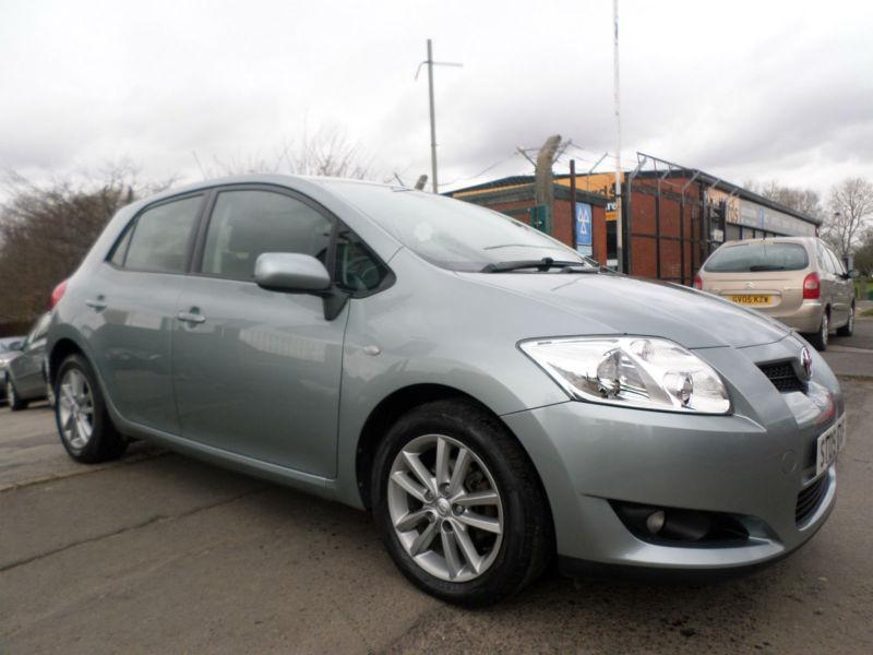 Toyota Auris 1.33 2009 photo - 11