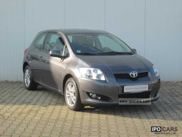 Toyota Auris 1.33 2009 photo - 2