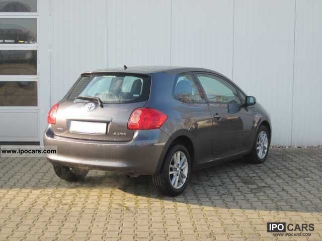 Toyota Auris 1.33 2009 photo - 4