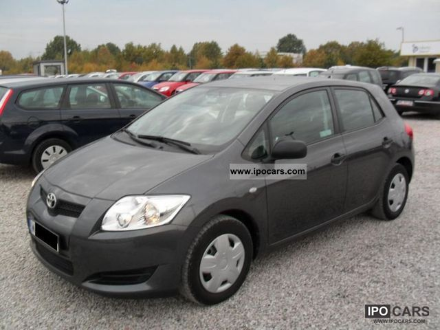 Toyota Auris 1.33 2009 photo - 7