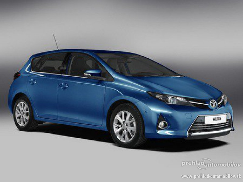 Toyota Auris 1.6 2013 photo - 3