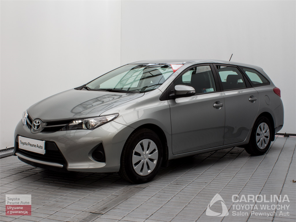 Toyota Auris 1.6 2013 photo - 5