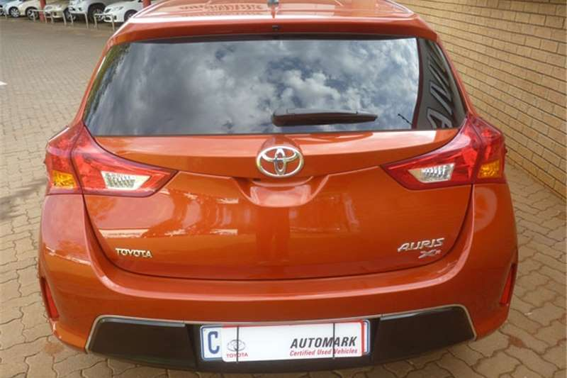Toyota Auris 1.6 2013 photo - 7