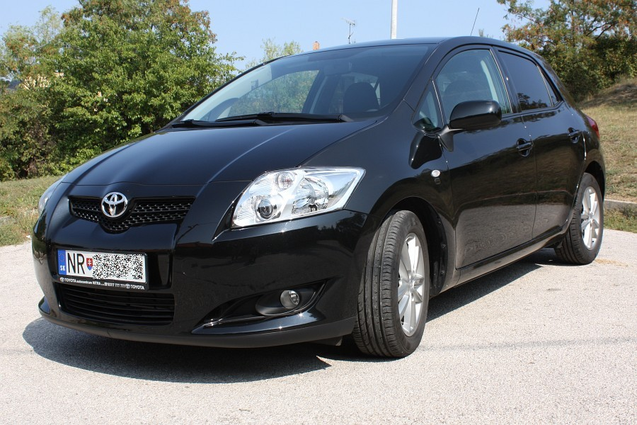 Toyota Auris 1.8 2006 photo - 7