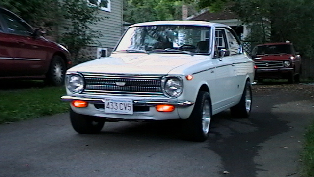 Toyota Corolla 1.1 1969 photo - 11