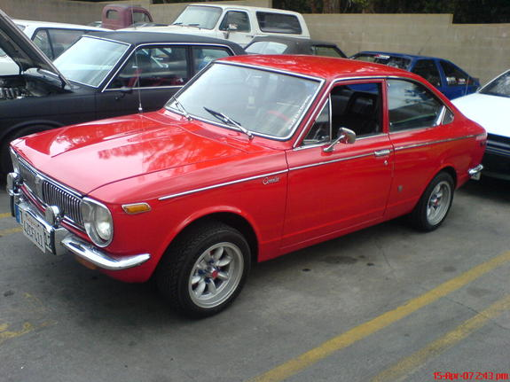 Toyota Corolla 1.1 1969 photo - 5