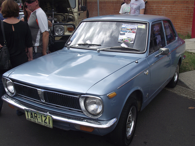 Toyota Corolla 1.1 1969 photo - 7