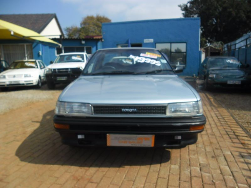 Toyota Corolla 1.3 1991 photo - 9