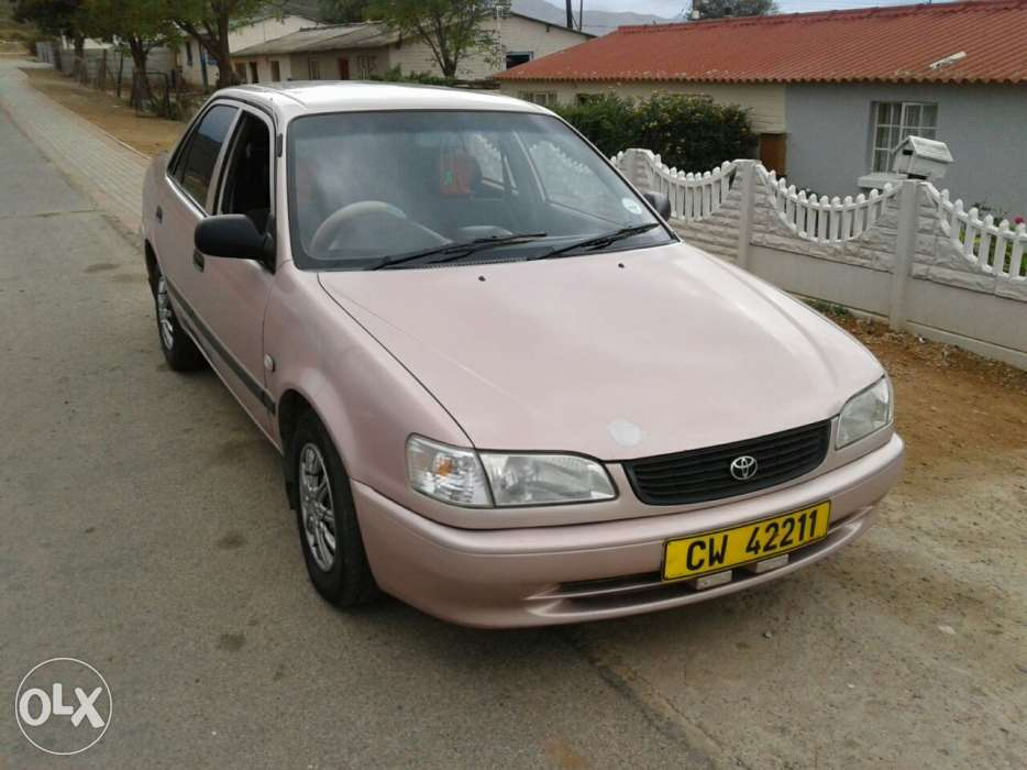 Toyota Corolla 1.3 2001 photo - 11