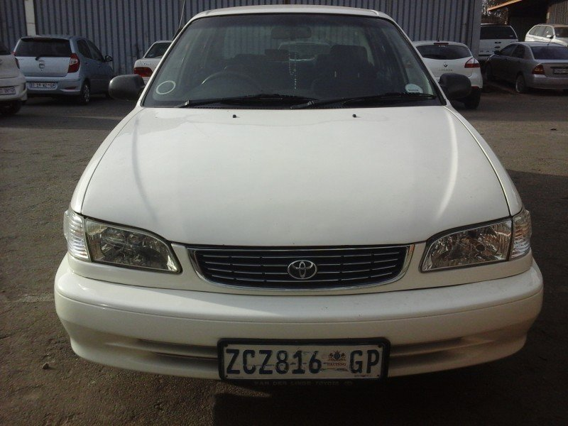 Toyota Corolla 1.3 2001 photo - 5