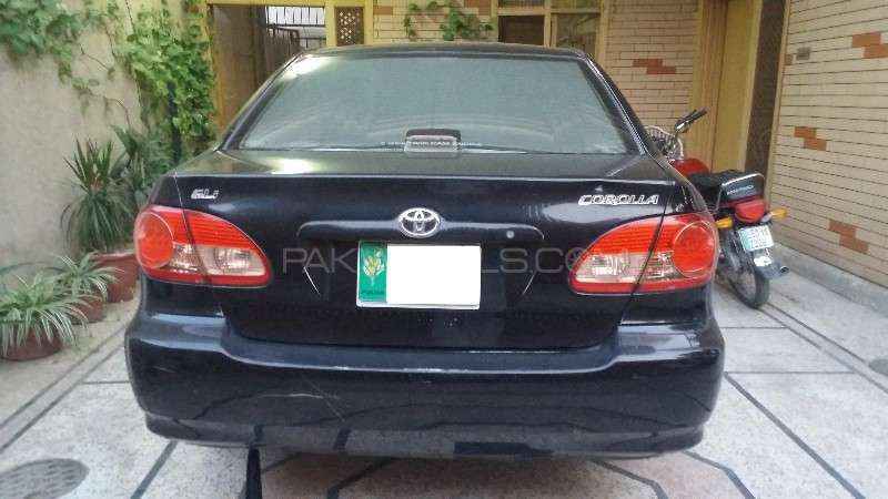 Toyota Corolla 1.3 2008 photo - 4