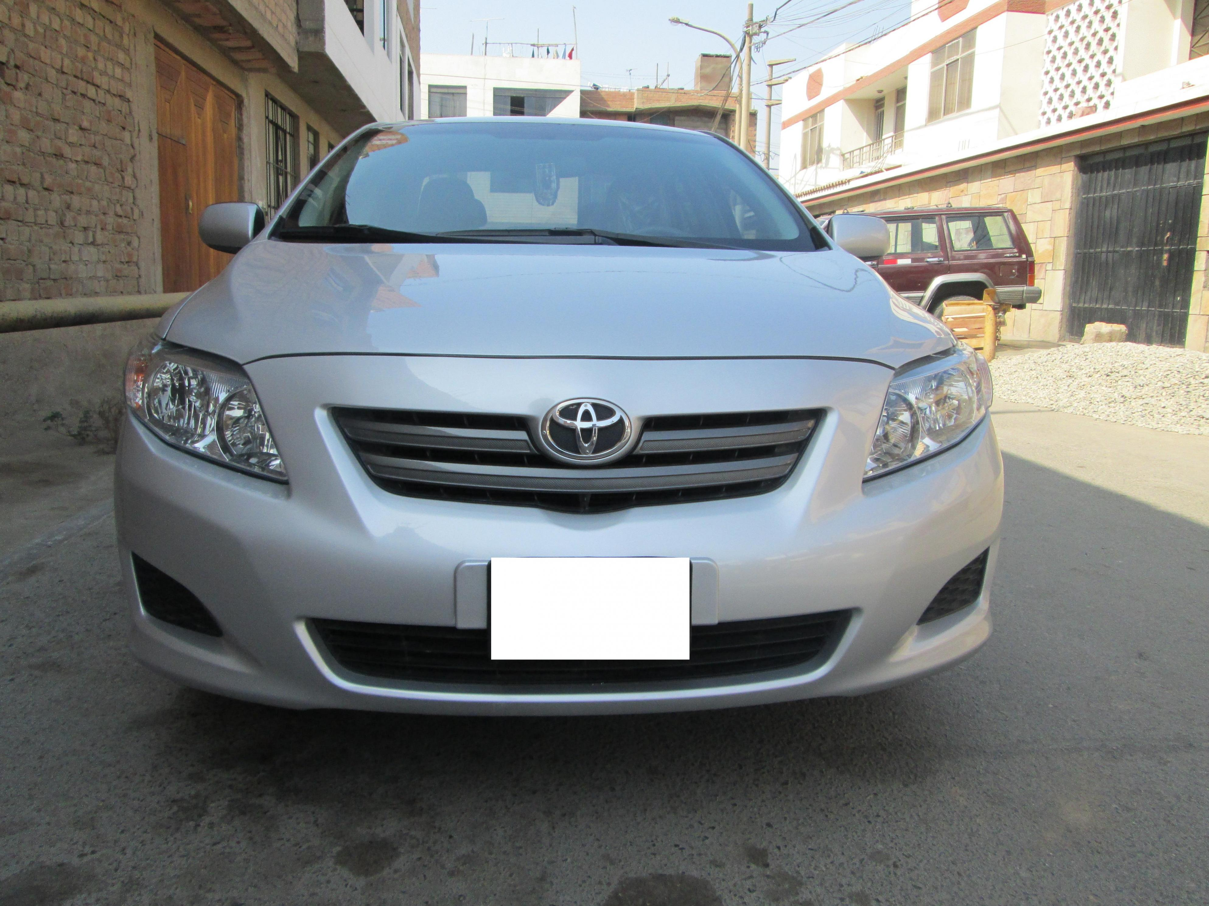Toyota Corolla 1.3 2008 photo - 7