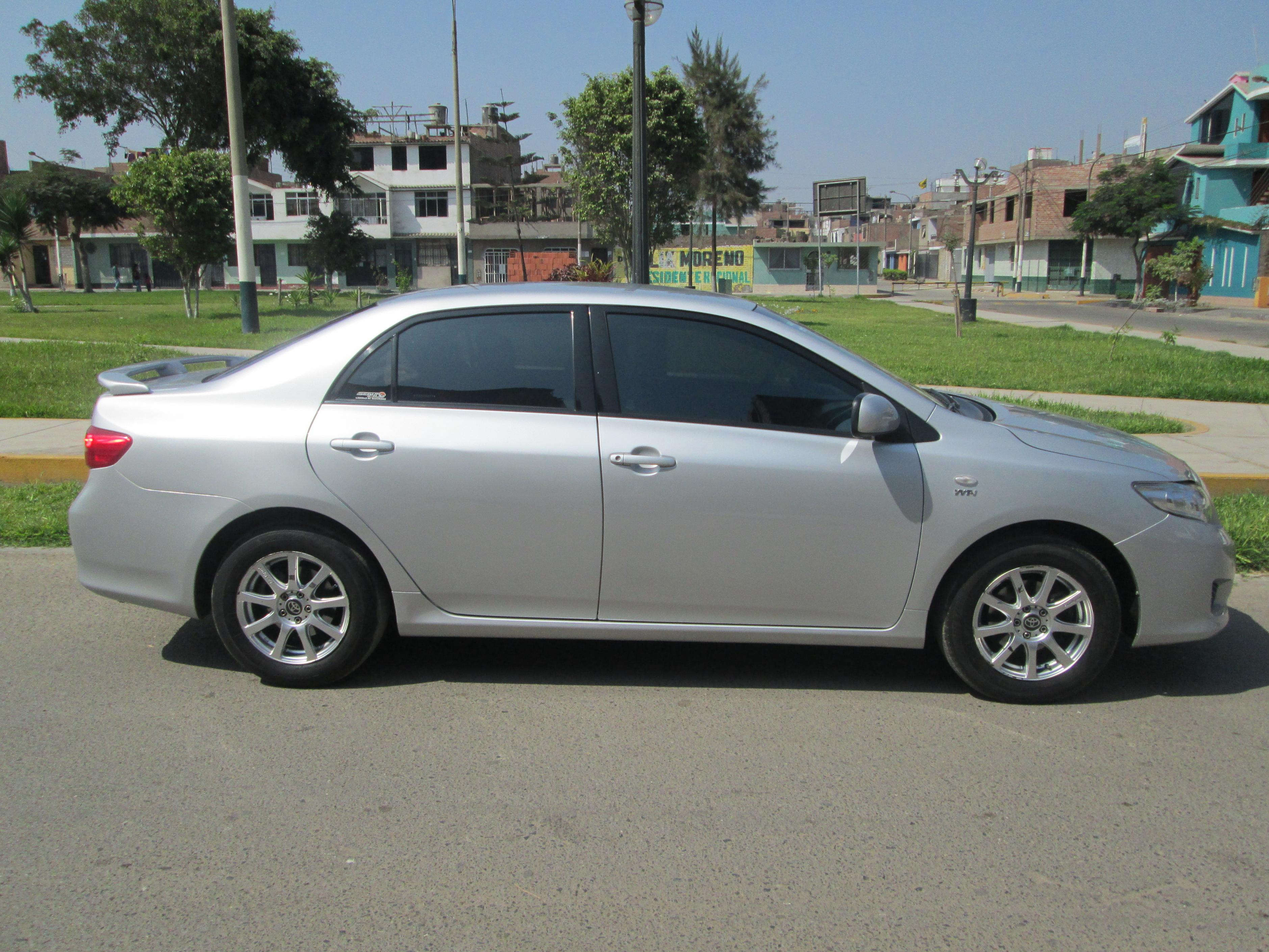 Toyota Corolla 1.3 2008 photo - 9