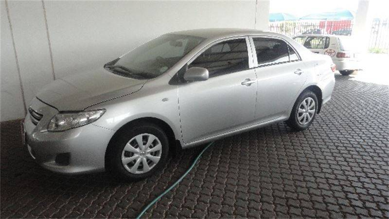 toyota corolla 1 3 2009 technical specifications. Black Bedroom Furniture Sets. Home Design Ideas