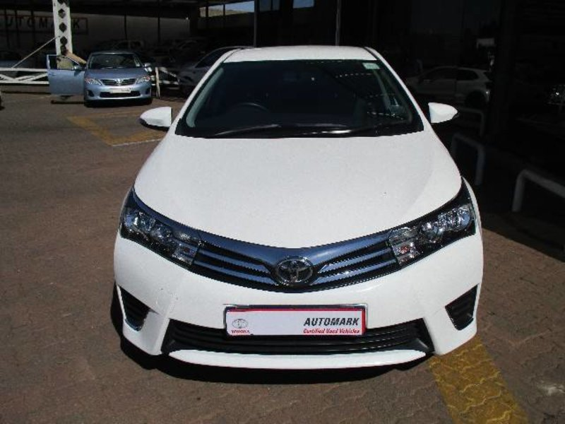 Toyota Corolla 1.3 2014 photo - 10