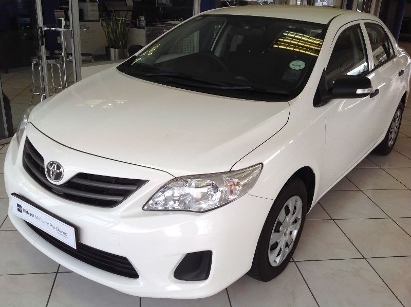 Toyota Corolla 1.3 2014 photo - 12