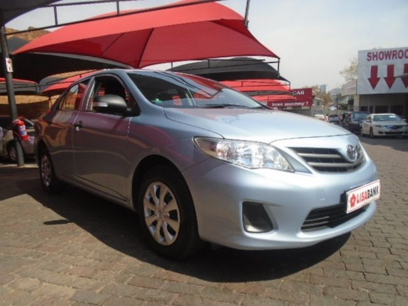 Toyota Corolla 1.3 2014 photo - 2