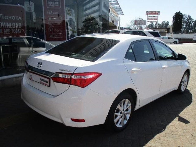 Toyota Corolla 1.3 2014 photo - 5