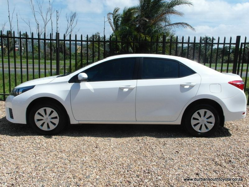 Toyota Corolla 1.3 2014 photo - 8