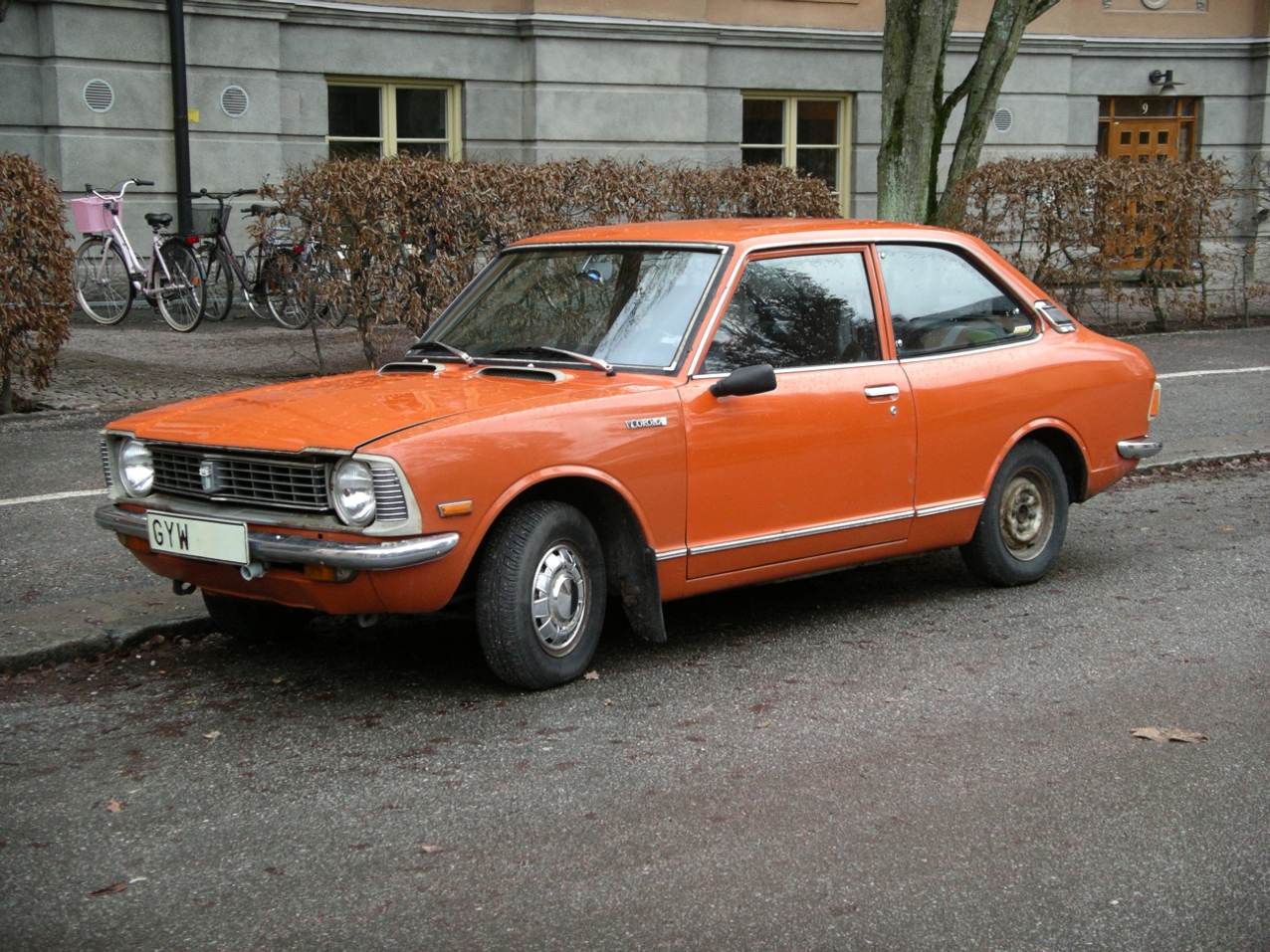 Toyota Corolla 1.4 1974 photo - 4