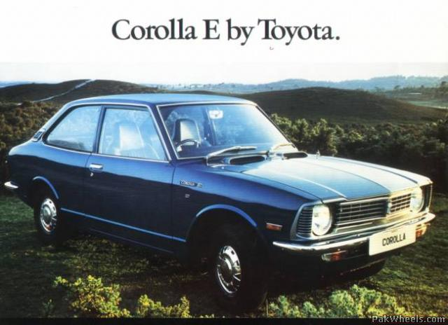 Toyota Corolla 1.4 1974 photo - 7