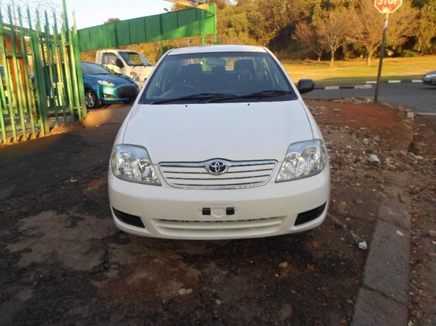 Toyota Corolla 1.4 2007 photo - 10