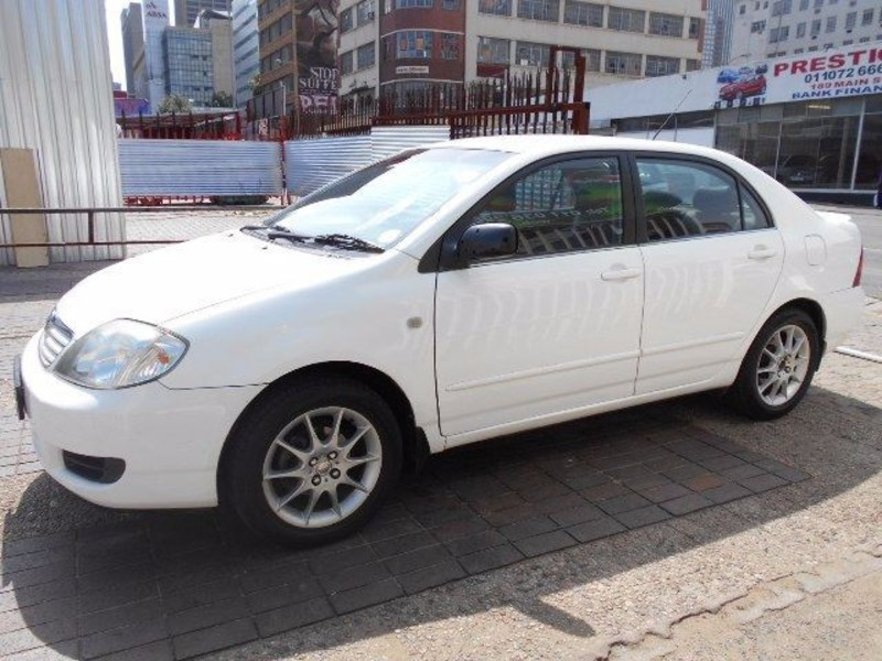 Toyota Corolla 1.4 2007 photo - 3