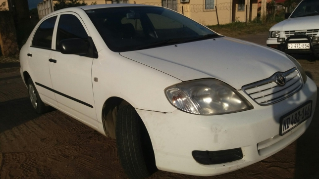Toyota Corolla 1.4 2007 photo - 6