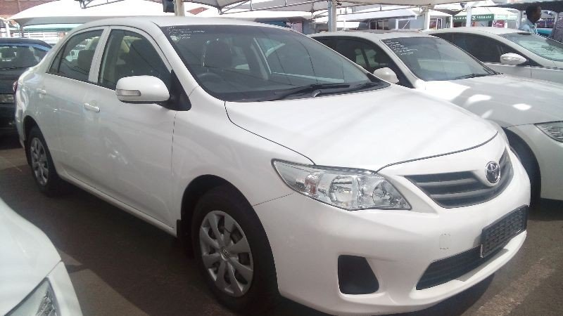 Toyota Corolla 1.4 2011 photo - 1