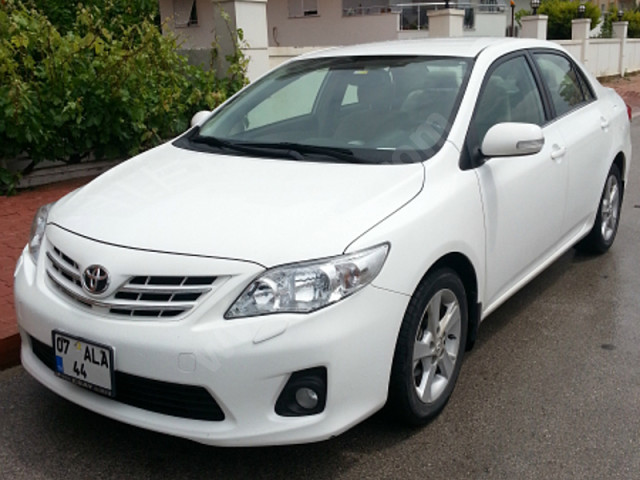 Toyota Corolla 1.4 2011 photo - 11