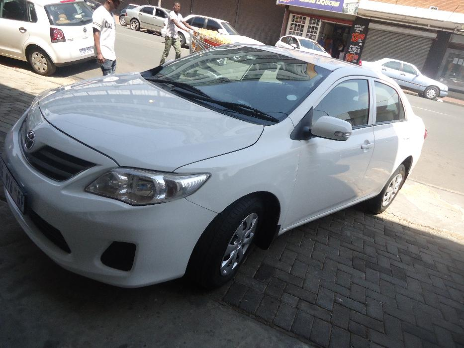 Toyota Corolla 1.4 2011 photo - 3