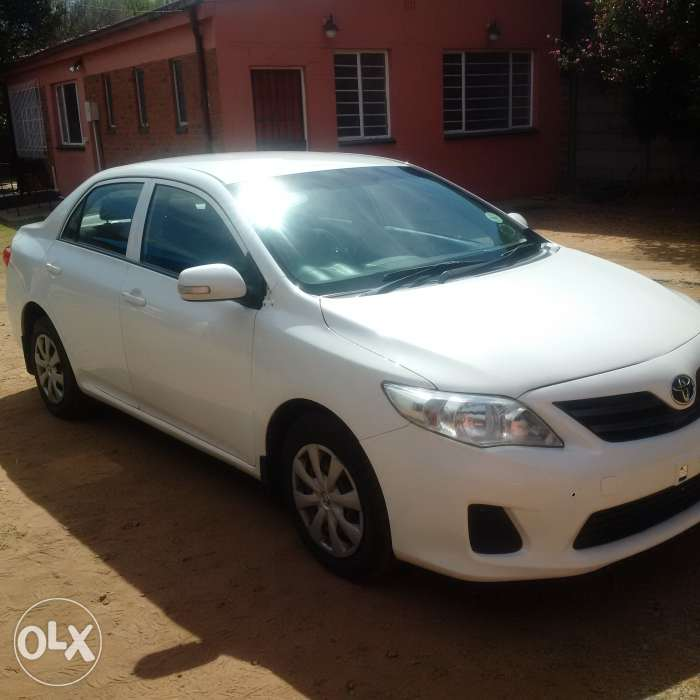 Toyota Corolla 1.4 2011 photo - 4