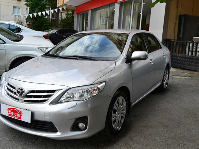 Toyota Corolla 1.4 2011 photo - 7