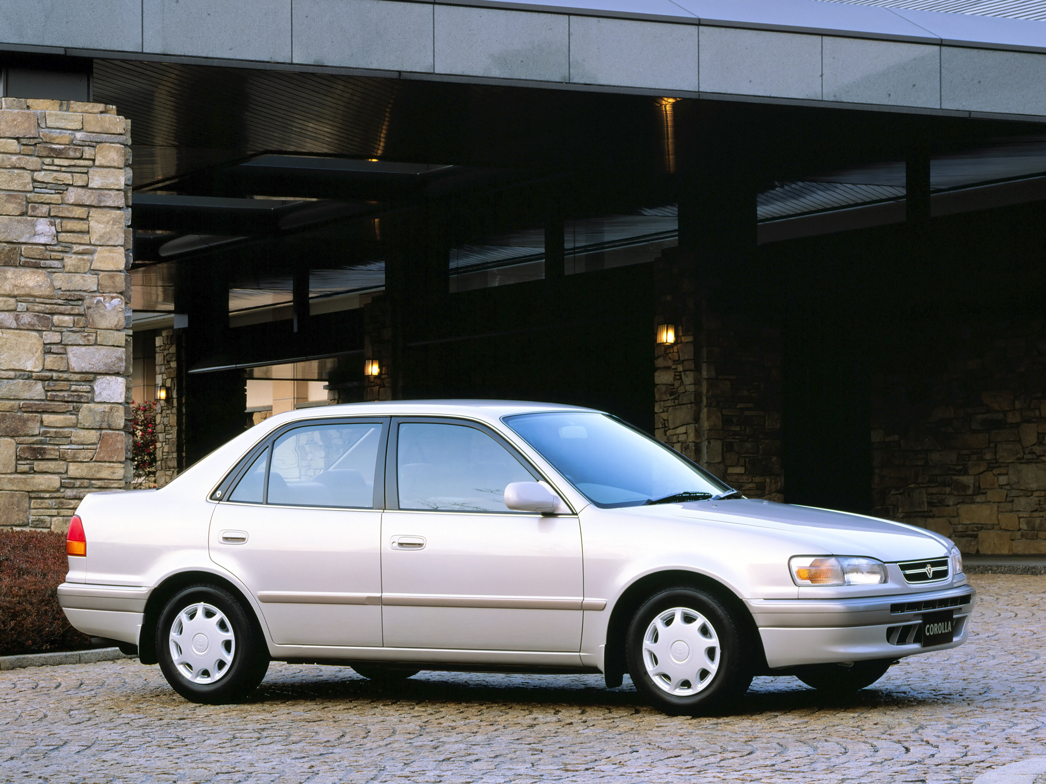 Toyota Corolla 1.5 1996 photo - 1