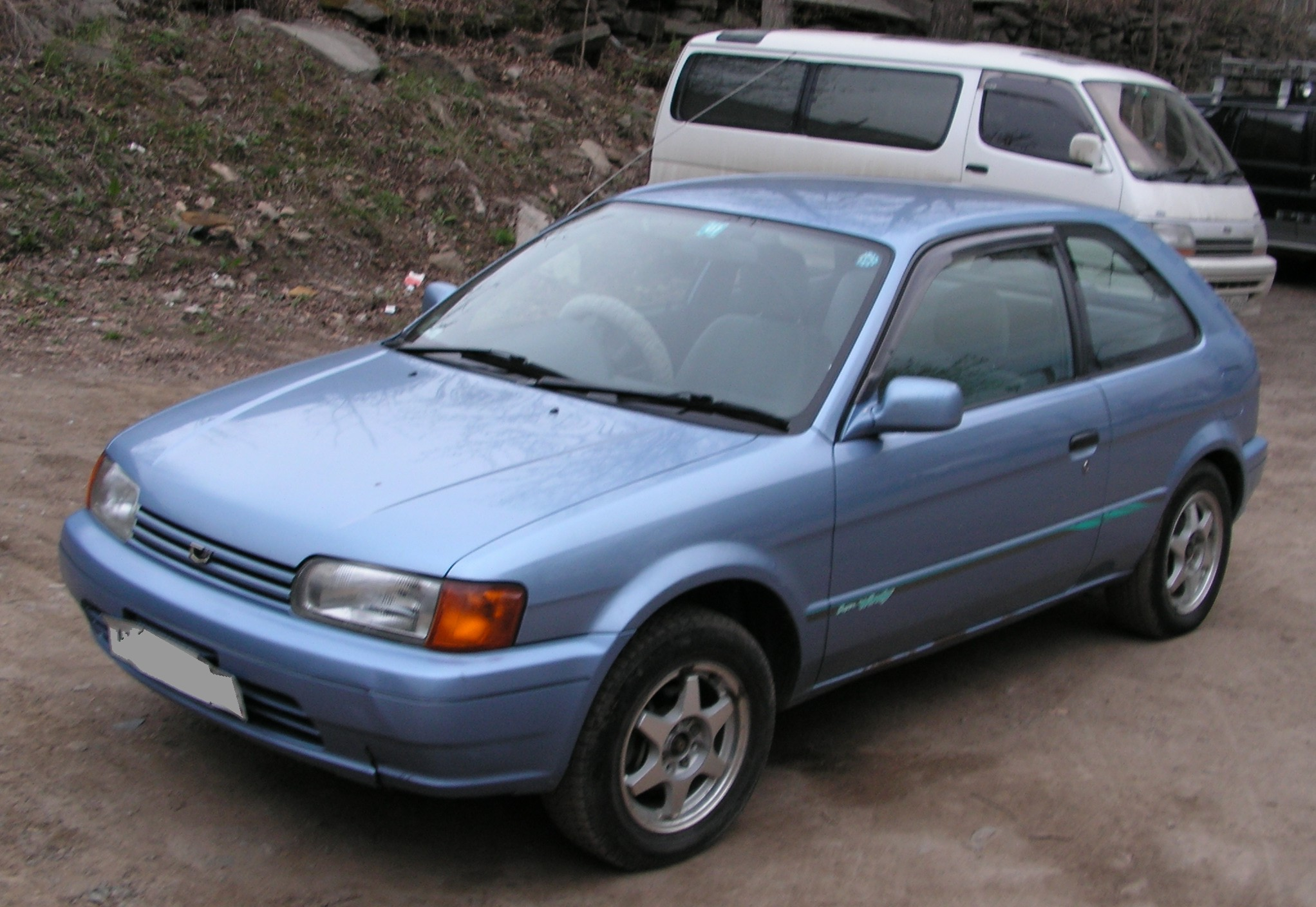 Toyota Corolla 1.5 1996 photo - 10