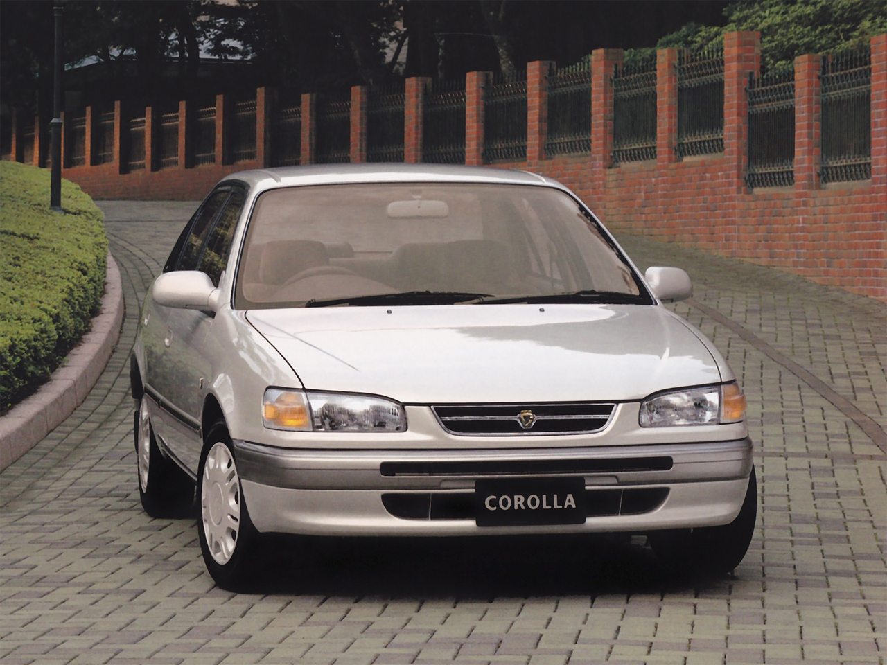 Toyota Corolla 1.5 1996 photo - 3