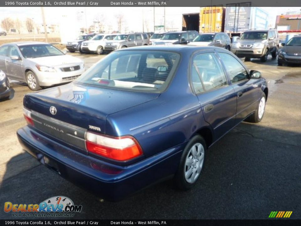 Toyota Corolla 1.6 1996 photo - 2