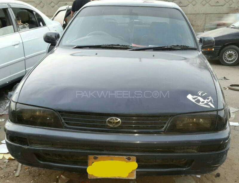 Toyota Corolla 1.6 1996 photo - 3