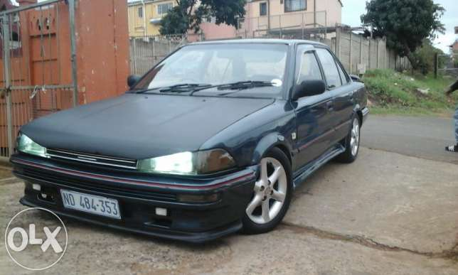 Toyota Corolla 1.6 1996 photo - 6