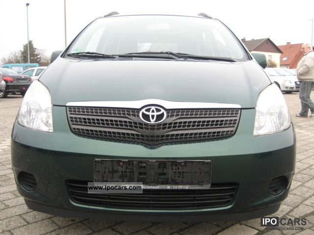 Toyota Corolla 1.6 2002 photo - 10