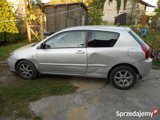 Toyota Corolla 1.6 2002 photo - 7