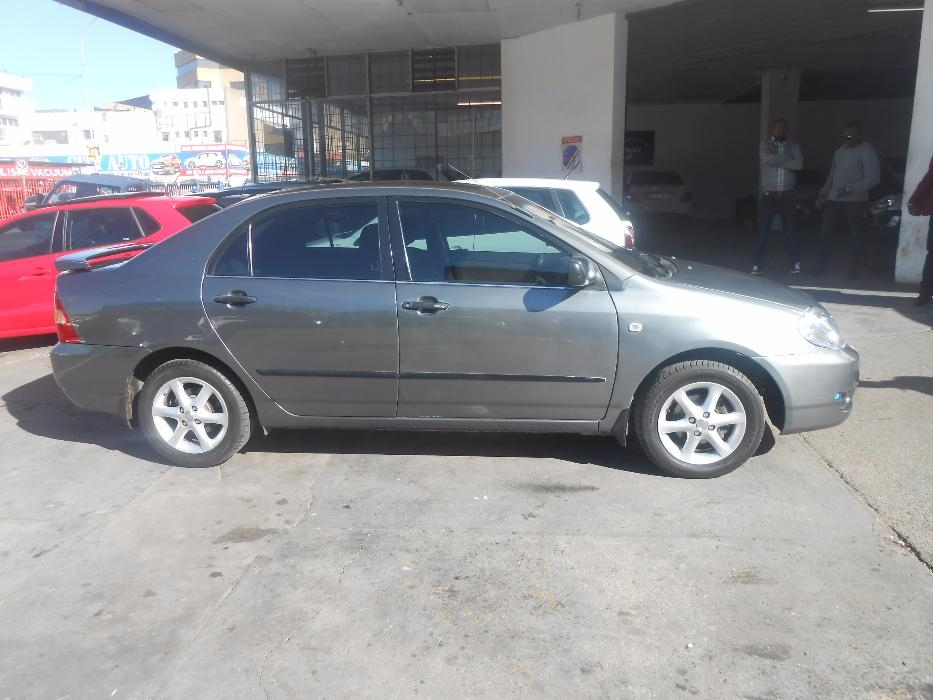 Toyota Corolla 1.6 2003 photo - 8