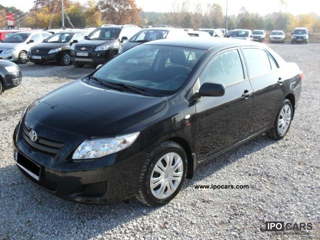 Toyota Corolla 1.6 2008 photo - 1